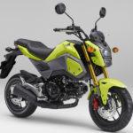 バイクのカテゴリー:ミニバイクの特徴