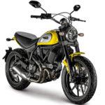 バイクのカテゴリー:スクランブラーの特徴